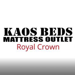 6.0 Royal Crown 1000 Pocket Mattress