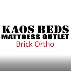 3.0 Brick Ortho Mattress