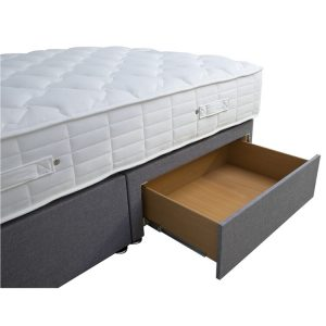 4.6 Divan 2 Drawer Base. ( See Other Pictures For Colours )