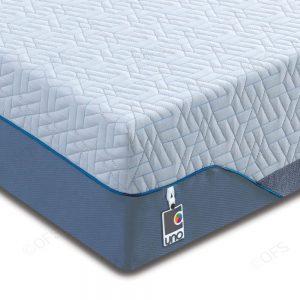 4.6 Uno Comfort Sleep 1000 Pocket Mattress - Firmer Feel